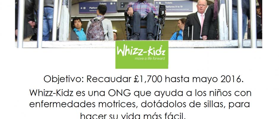 CAMPAÑA WHIZZ-KIDZ