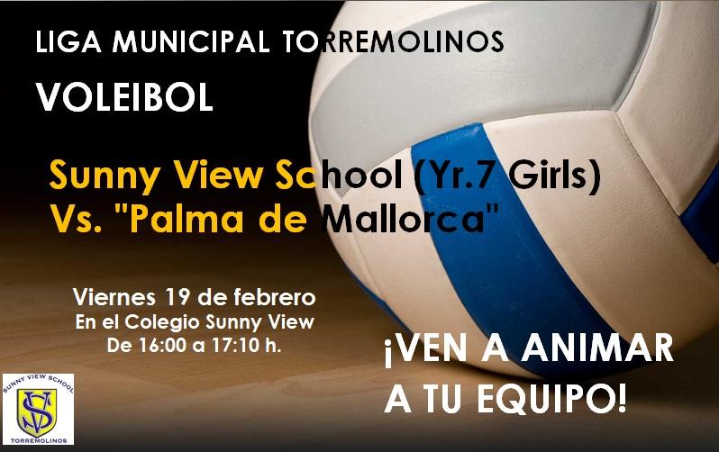 19 de febrero volley